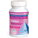 Lithium Balance The Safe Natural Alternative to Anti-Depressants and more! ( Lithium Orotate)