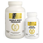 Whole Body and Colon Cleanse